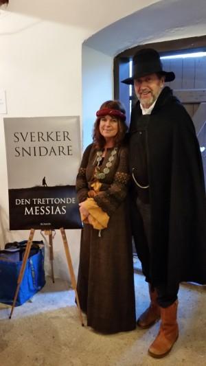 Sverker och Susanne i Forsmark